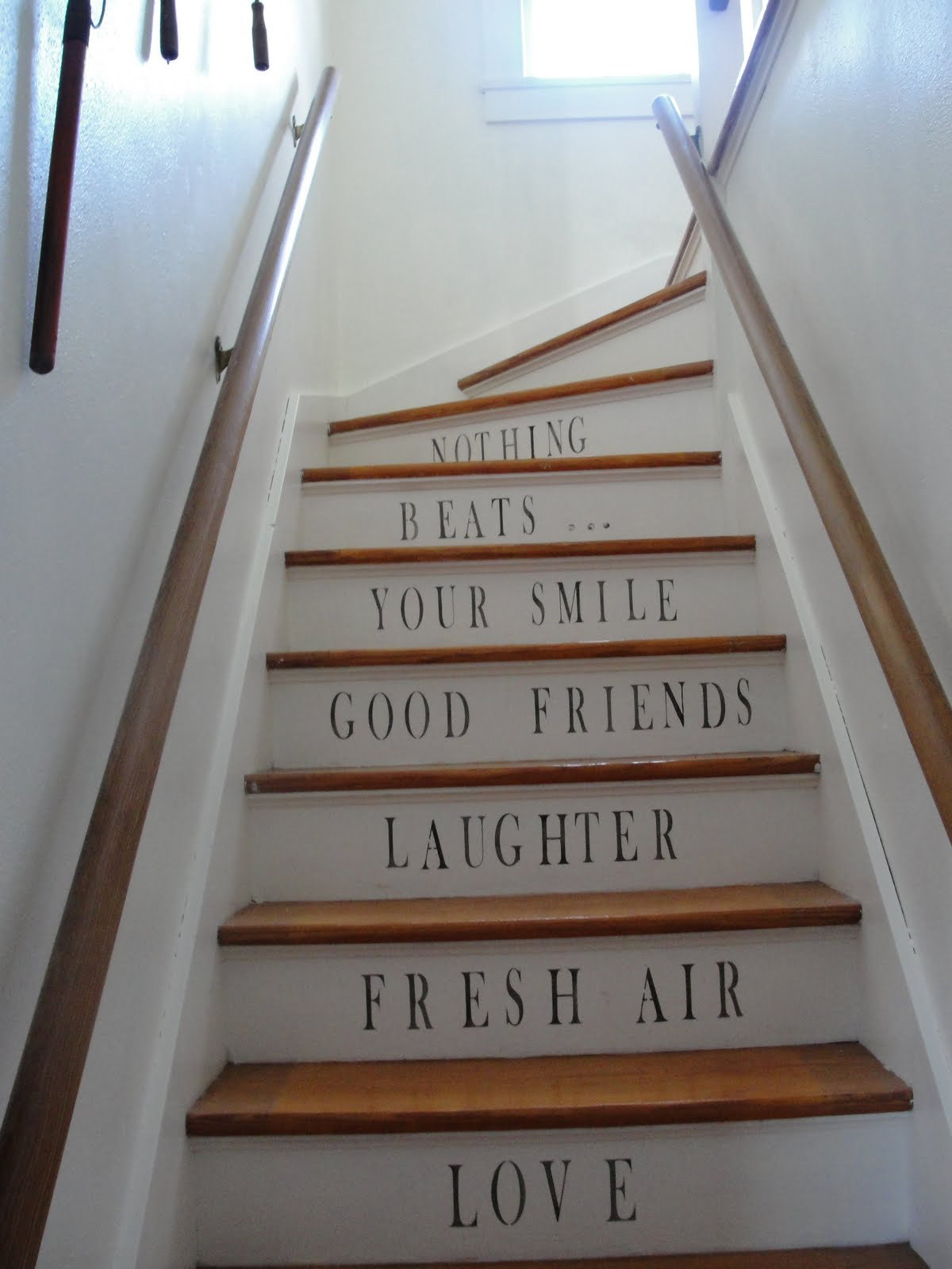 Stenciled Staircases Classic Fauxs Amp Finishes