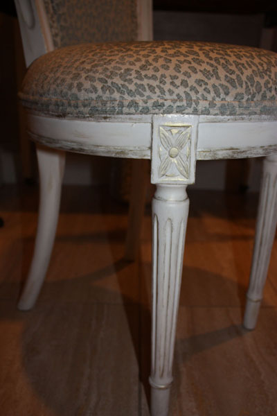 architectural details chair legs