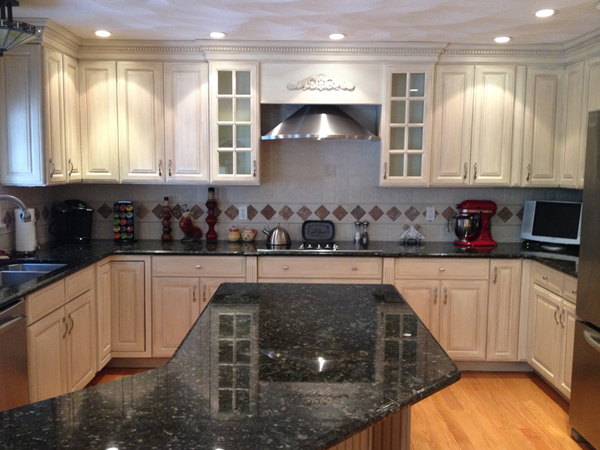 Good Glazed Kitchen Cabinets