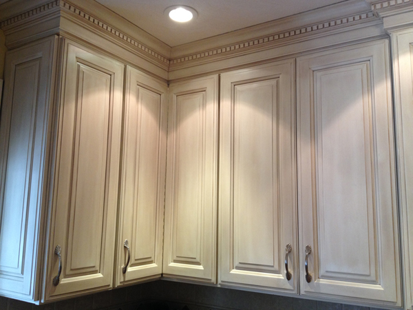 Glazed cabinet finishes quotes for Best brand of paint for kitchen cabinets with metal ship wall art
